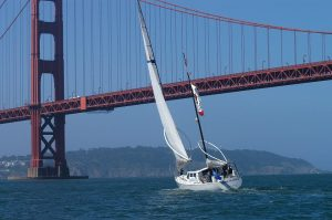 San Francisco Shark Boat Sleeps 8